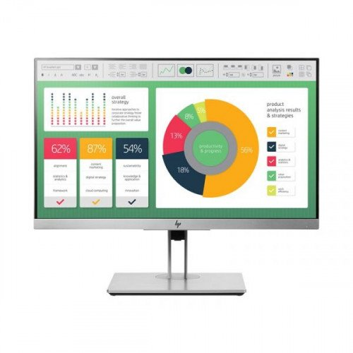 HP EliteDisplay E223 21.5 inch Full HD Monitor