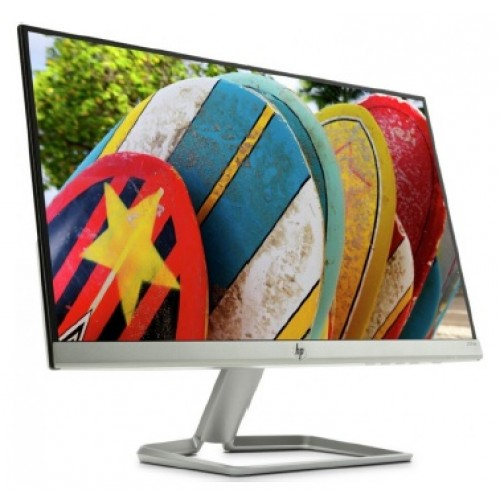 HP 22fw 21.5 IPS Full HD LED Monitor (White)