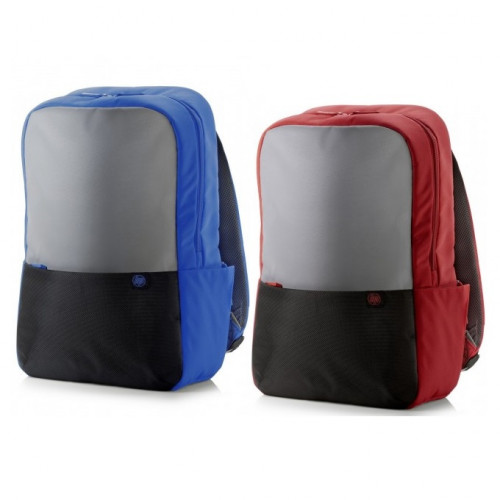 HP 15.6'' Duotone Blue Backpack (Red/Blue)