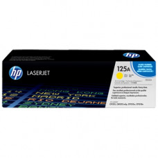 HP 125A Yellow Original LaserJet Toner Cartridge