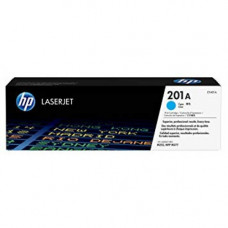HP 201A Cyan Original LaserJet Toner Cartridge