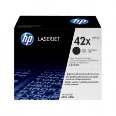 HP 42X High Yield Black Original LaserJet Toner