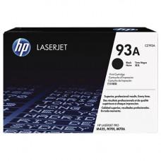 HP 93A Black Original LaserJet Toner