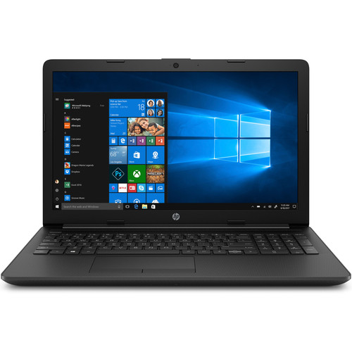 """HP 15-DA0405TU Celeron Dual Core 4GB RAM 1TB HDD 15.6"""" HD Laptop with Windows 10"""