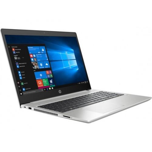 HP Probook 450 G6 Core i5 -8265U Processor (6M Cache, 1.60 GHz up to 3.90 GHz), 4 GB RAM ,1 Tb HDD , 15.6 Inch HD (1366 x 768) SVA eDP anti-glare LED-backlit Ultraslim Notebook PC