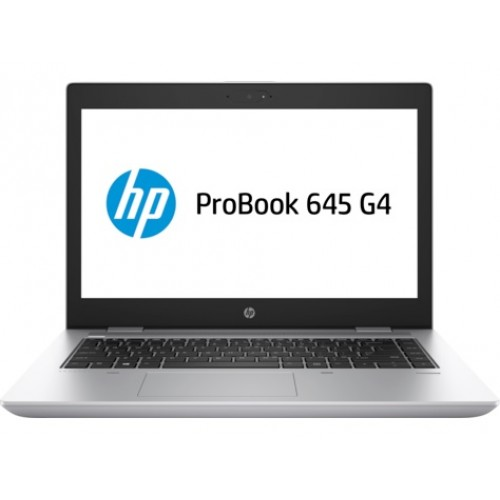 "Hp probook 645 G4 AMD Ryzen7 2700u 8 GB RAM 256GB SSD 14"" HD Laptop"