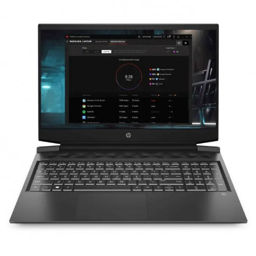 """HP Pavilion Gaming 16-a0036TX Core i5 10th Gen GTX 1650 4GB Graphics 16.1"""" FHD Laptop with Genuine Win 10"""