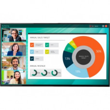 "HP LD5512 4K UHD Conferencing Display 55"" LED Monitor"