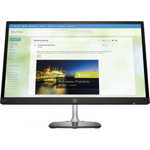 "HP N220h 21.5"" Full HD Monitor"