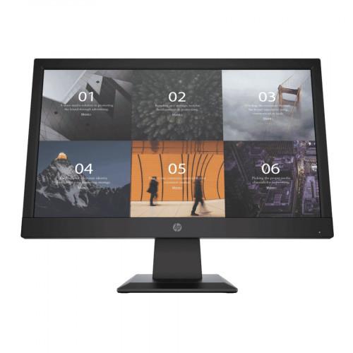 """HP P19V G4 18.5"""" HD Monitor"""