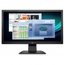 HP P204v 19.5 Inch HD LED Monitor (HDMI, VGA)