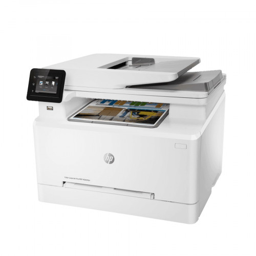 HP Color LaserJet Pro M283fdn All in One Printer