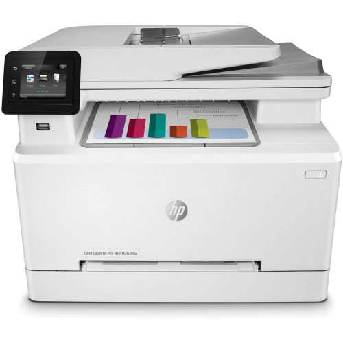 HP Color LaserJet Pro M283fdw All in One Printer