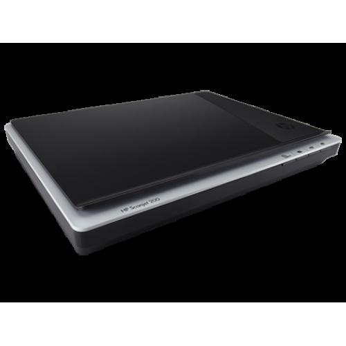 HP Scanjet 200 Flatbed Scanner