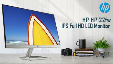 HP 22fw 21.5 IPS Full HD LED Monitor