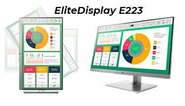 HP Elite Display E223
